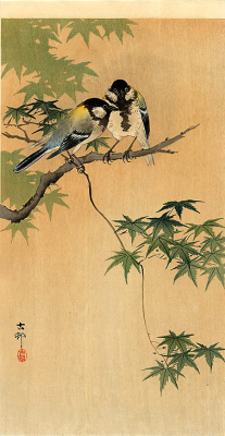 Охара Косон. Птицы 101