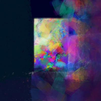 Daria Kazarinova-Pylnova. Rainbow inside