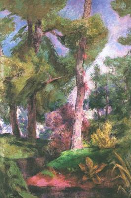 Томас Коул. Деревья