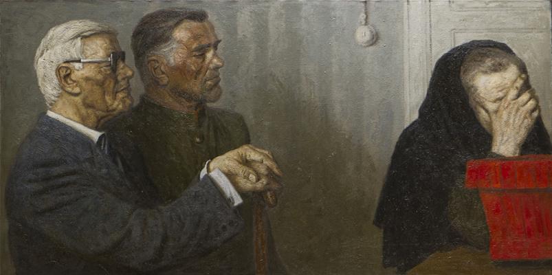 Heliy Mikhailovich Korzhev. Last