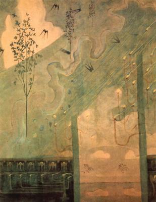 Mikalojus Konstantinas Ciurlionis. Scherzo (Sonata of the summer)