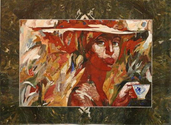 Love Dmitrievna Cheban. Stranger