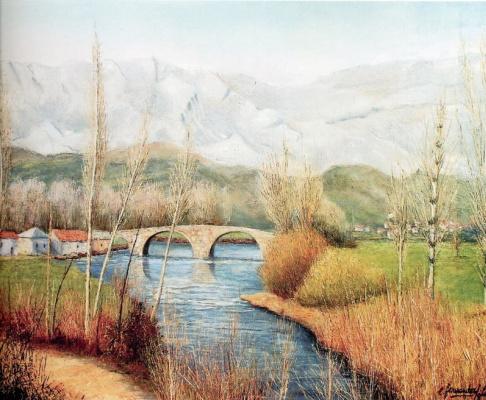 Карлос Фернандес Иглесия. Мост