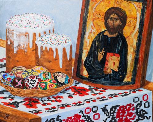 Dmitry Eremenko. Easter Holiday