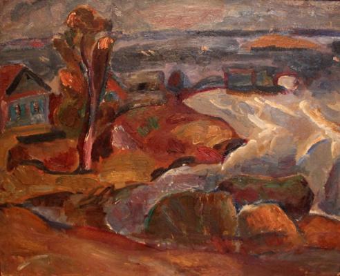 Victor Fedorovich Chudin. Marina