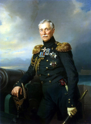 Franz Kruger. Portrait Of Menshikov