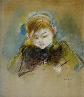 Berthe Morisot. Julia writes