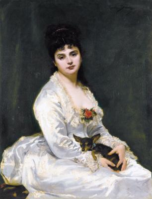 Madame Henry Fouquier