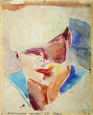 Николай Иванович Костров. Освещенный солнцем