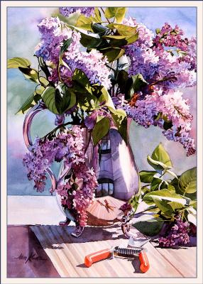 Jan Kunz. Lilac