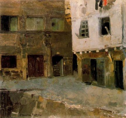 Хоакин Соролья (Соройя). Дом Виктора Гюго в Пасахесе