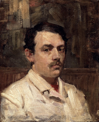 John Peter Russell. Self-portrait
