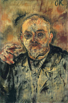 Oskar Kokoschka. Paul Sheberbarth