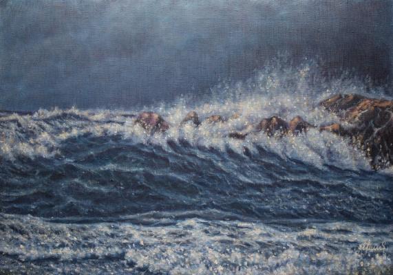 Valery Levchenko. No. 446 Seascape