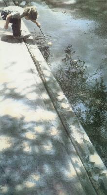 Стив Хэнкс. Тротуар
