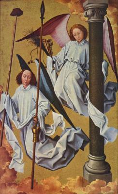Rogier van der Weyden. Judgment. Fragment