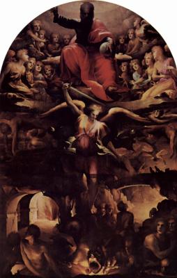Domenico Beccafumi. Hell
