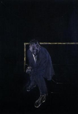 Francis Bacon. Self-portrait