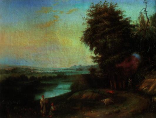 Ivan Maksimovich Soshenko. Landscape