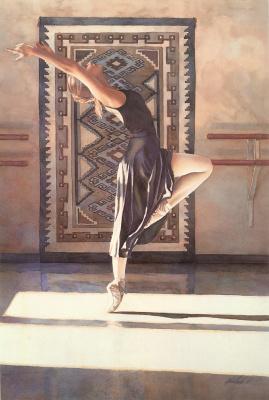 Steve Hanks. Ballet