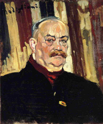 Portrait Of Joseph Levi
