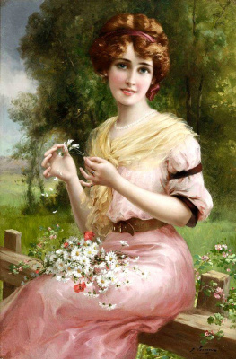 Emile Vernon. Love does not love.