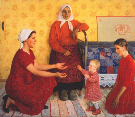 Yuri Petrovich Cugac. Family