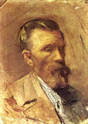 Пабло Пикассо. Портрет отца художника