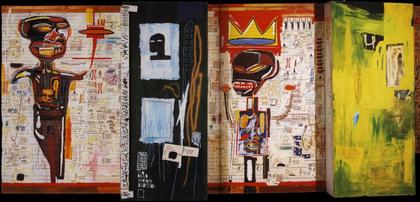 Jean-Michel Basquiat. Grillo