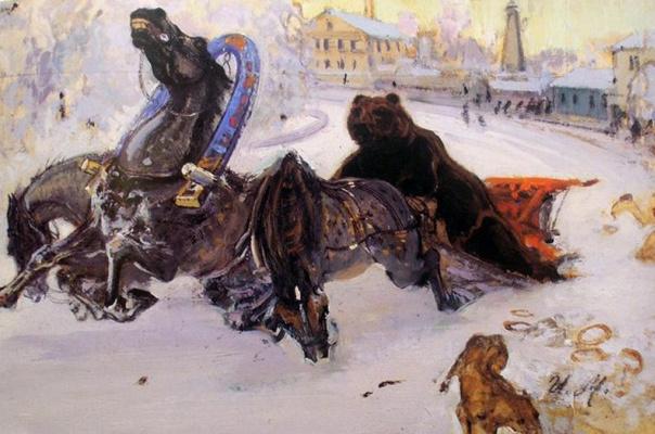Ivan Grigorievich Myasoedov. Russia