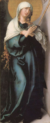 Albrecht Durer. A grieving mother