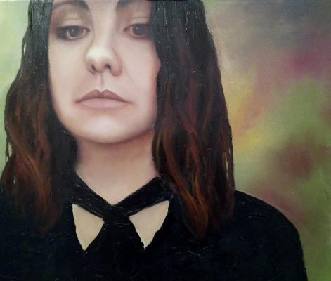 Ирина Поморова. Портрет