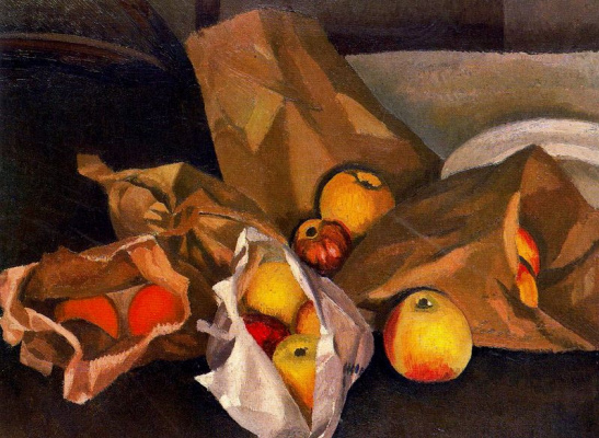 Stanley Spencer. Apples