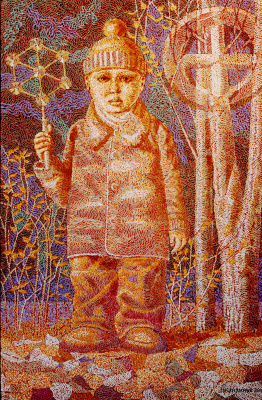 Алексей Петрович Акиндинов. Graveyard