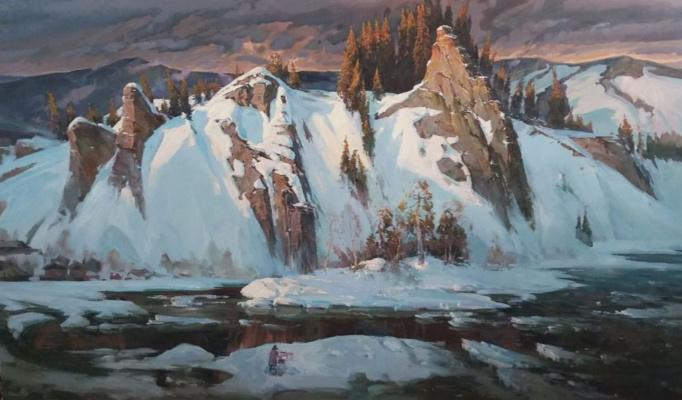 Sergey Anatolyevich Kostylev (Uralsky). Kynovsky scallops