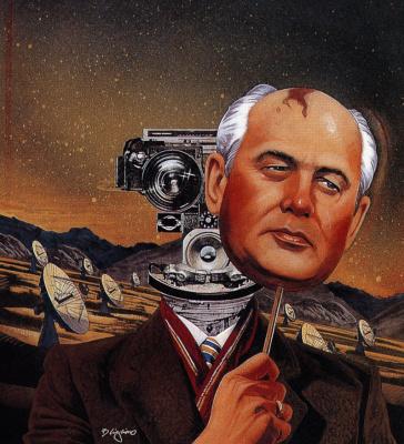 Билл Киглиано. Горбачев