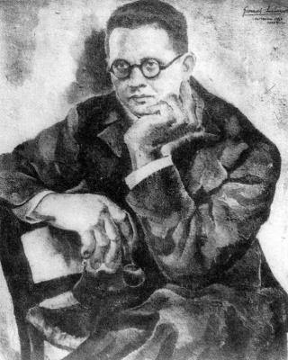 Хенаро Лахуерта. Портрет 2