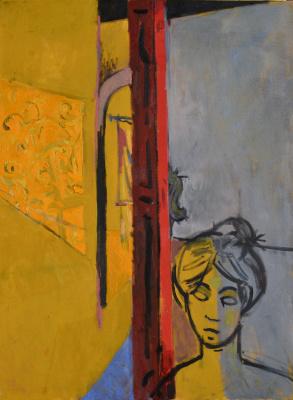 Alexandr Petelin. Yellow light