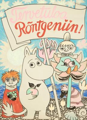 Tove Jansson. Welcome! Moomin characters