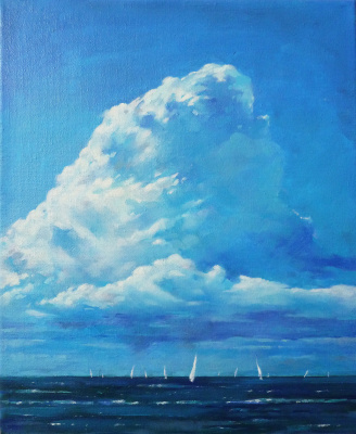 Olga Glazacheva. Cloud