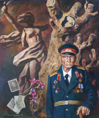 Игорь Иванович Симонов. Отец