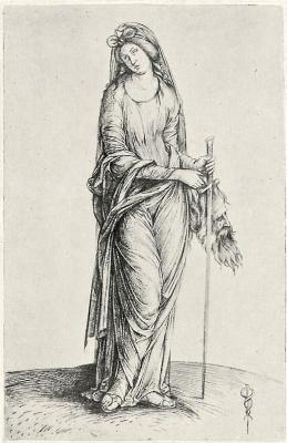 Jacopo de Barbary. Judith