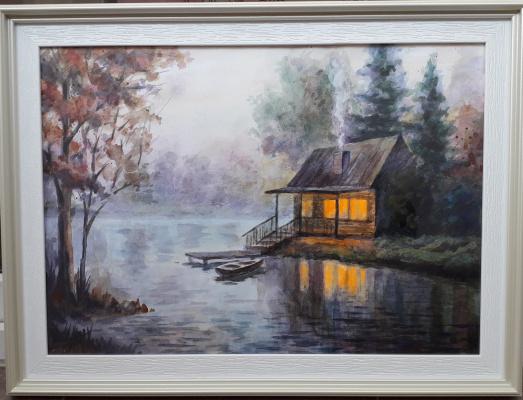 Alexander Viktorovich Konnov. Dream