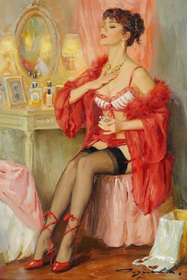 Constantine Razumov. Perfume.