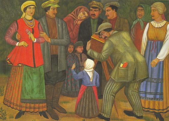 Иван Иванович Падалка. Фотограф
