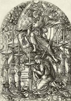 Жан Дюве. Видение семи светильников