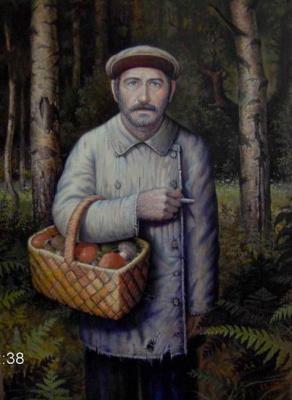 Stepan Vladimirovich Kashirin. Mushroom