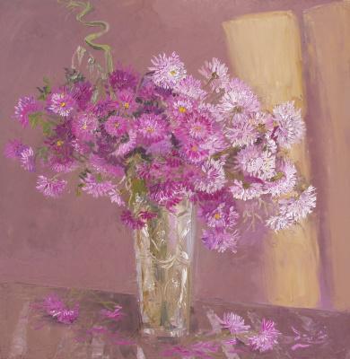 Elena Valyavina. Chrysanthemums