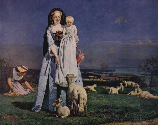 Ах, любимые овечки