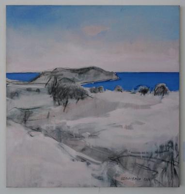 Alexey Belusenko. Crimea. Memories (# 4 Cape Chameleon)